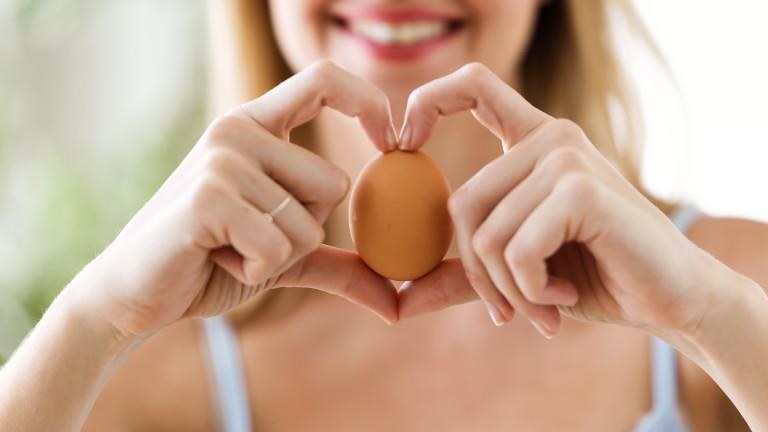 Яйцата - съюзник в отслабването