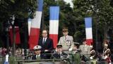"""Франция отново хвърля самолетоносача """"Шарл дьо Гол"""" срещу """"Ислямска държава"""""""