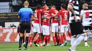 ЦСКА е на осминафинал за Купата на България след лесен успех над Локомотив (Горна Оряховица)