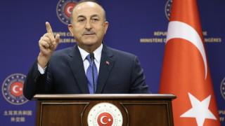 Турция иска създаване на международни сили за защитата на палестинските граждани