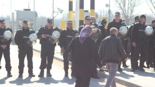 Очакват се блокади на границата и на магистрали