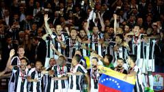 """Няма кой да спре Ювентус! """"Бианконерите"""" безпощадни във финала за Купата на Италия!"""