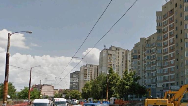"""Ключови булеварди в кв. """"Люлин"""" с нова организация на движението до месец"""