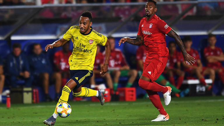 ВИДЕО: Арсенал победи Байерн (Мюнхен) в САЩ