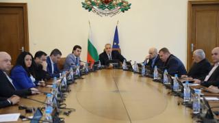 Борисов иска обединяване на ВиК дружествата, по-скъпи винетки за рискови шофьори, по-високи пенсии…