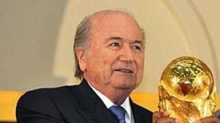 Сеп Блатер счита, че Мондиал 2022 може да се проведе в САЩ