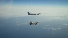 Втори пореден ден F-22 на САЩ прихващат руски бомбардировачи и Су-35 в Аляска