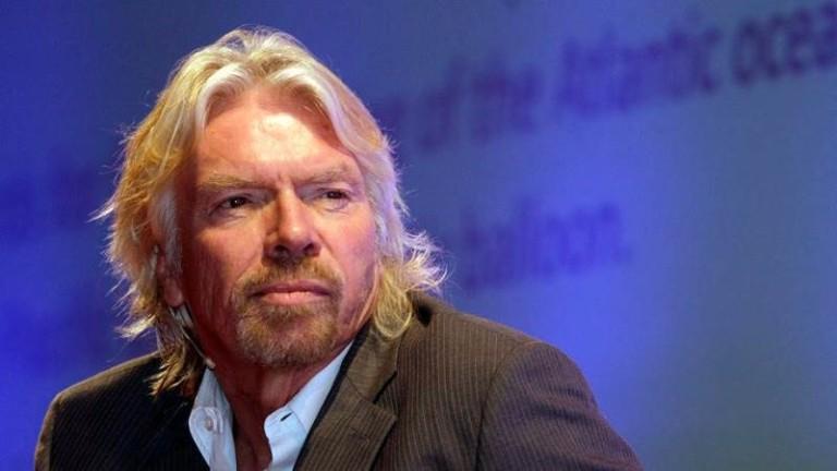 Основателят на Virgin Galactic Ричард Брансън заяви, че се надява