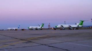 Монтират 8-ми ръкав за пътниците на летище София