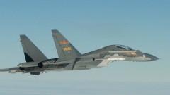 Китай стресна Тайван с 28 изтребителя и ядрени бомбардировача