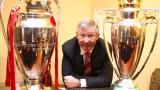 Съра към Роналдо: Момче, искам те пак в Юнайтед!