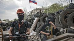 Изборите на проруските сепаратисти - Йосиф Кобзон, пропаганда и заплахи