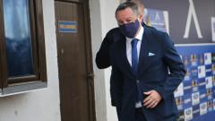 Славиша Стоянович даде почивка на футболистите в Левски