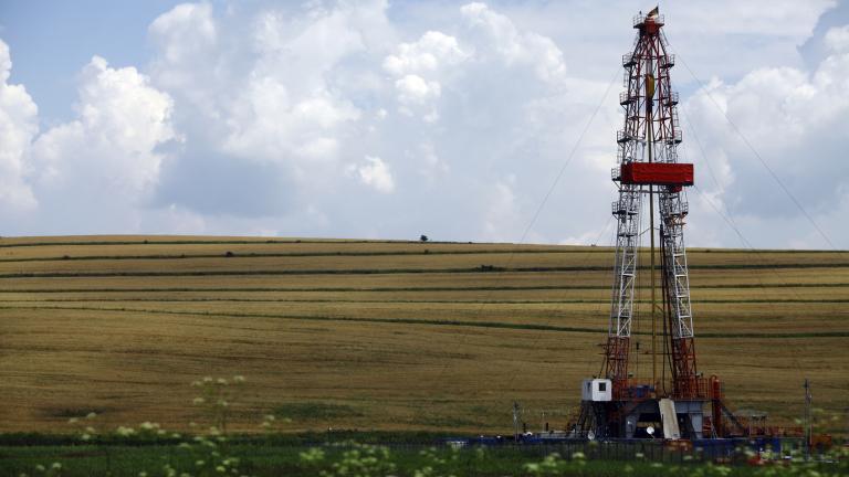 Украйна започна добив на шистов газ