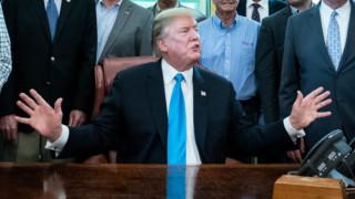 Тръмп одобрява изпращането на допълнителни сили в Персийския залив
