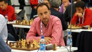 Провал за Веско Топалов в Москва