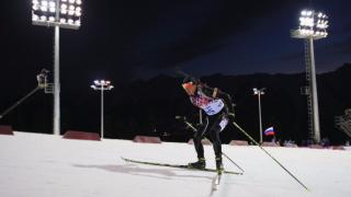 Краси Анев финишира 22-ри в спринта на 10 км. в Хохфилцен