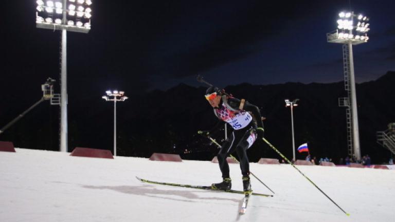 Красимир Анев завърши на 22-о място в спринта на 10