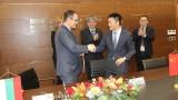 Българската и Китайската банки за развитие подписаха споразумение за €300 милиона