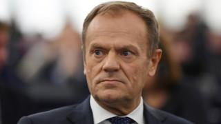Tуск призова към търпение в преговорите за Брекзит