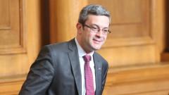 Тома Биков чул откриване на предизборната кампания на Радев