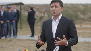 Зеленски потвърди, че предстои размяна на пленници в Донбас