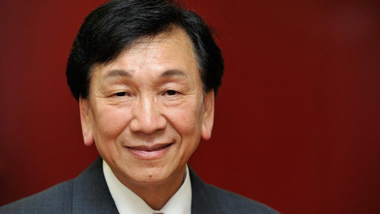 Чин Куо-Ву е временно отстранен от поста си президент на