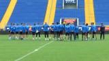 Петър Хубчев определи група от 21 футболисти за Лудогорец