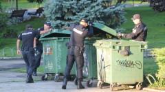 Откриха труп на бебе в кофа за боклук в София