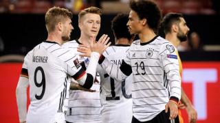 Германия и Испания с разгромни победи в световните квалификации