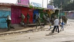 Убити при сблъсъци в Кения