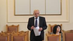 """Страната ни ще има полза от АЕЦ """"Белене"""", убеден Дончев"""