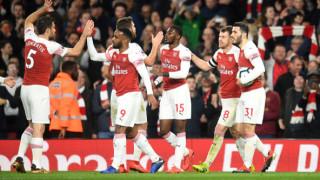 Арсенал си свърши работата срещу Нюкасъл и започна сезона с победа