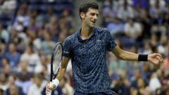 Новак Джокович чака Федерер на четвъртфиналите на US Open