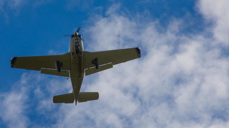 Самолетът се разбил в труднодостъпна местност в Македония