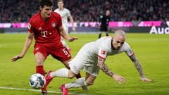 Байерн не можа да победи РБ (Лайпциг) в зрелищен мач в Мюнхен