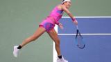 Виктория Азаренка на полуфинал в Острава след победа срещу Елизе Мертенс