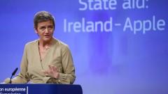 ЕК даде Ирландия на съд заради несъбрани €13 млрд. от Apple