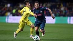Атлетико (Мадрид) загуби с 1:2 от Виляреал като гост