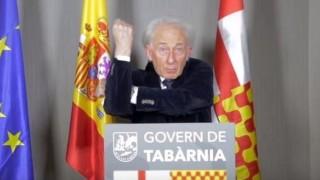 Табарния  - републиката, пародираща Каталуния, вече има президент