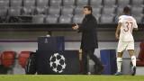 Почетино: Измъкнахме се от трудна ситуация срещу най-добрия отбор в Европа