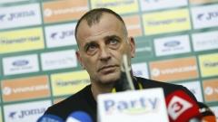 Антони Здравков обяви състава на младежкия национален отбор за европейските квалификации