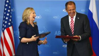 Клинтън и Лавров се договориха за сътрудничество в полярните изследвания