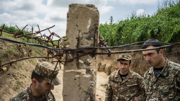 Нагорни Карабах отново пламна - News.bg