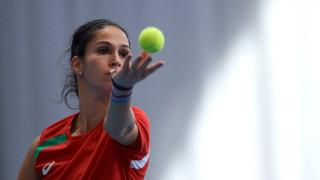 Приключи победната серия на Изабелла Шиникова в Кайро