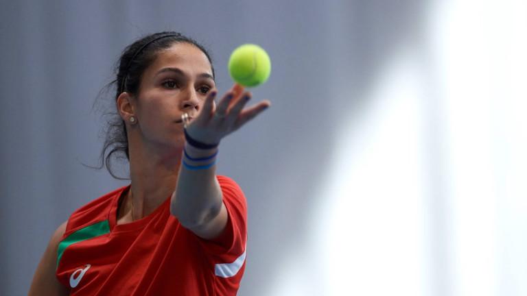 Изабелла Шиникова нямаше проблеми с квалификантка от Узбекистан