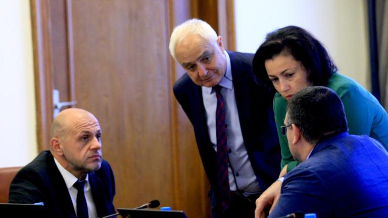 МС предлага предсрочно освобождаване на шефа на военното разузнаване