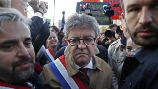 Жан-Люк Меланшон осъден условно на три месеца затвор