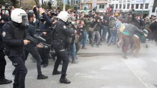 """Турският вътрешен министър нарече студенти """"ЛГБТ перверзници"""""""