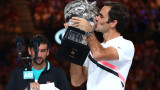 Късите разигравания са донесли титлата на Роджър Федерер в Мелбърн